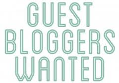 GuestBloggersWanted