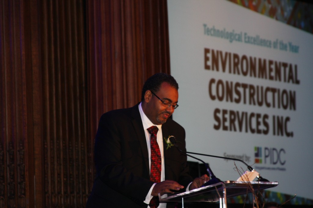 Environmental Construction Services, Inc. President Michael Brown