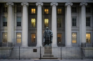 Twenty years after the founding of the U.S. Treasury's CDFI Fund, it's time for CDFIs to consider new approaches. (AP Photo/J. David Ake)